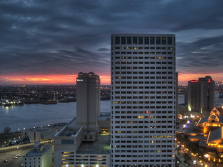 Another New Orleans sunrise