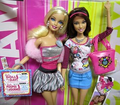 Fashionista Barbie En Español Square