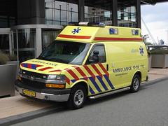 2007 Chevrolet Express Ambulance