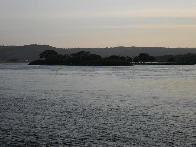 Lake Victoria, Jinja