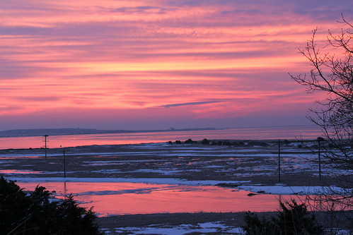 sunrise capecod chathamma forestbeachconservationarea 2011book