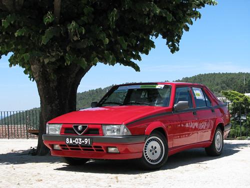 Alfa Romeo Team • Ver Tópico - Alfa 75 na revista Motor