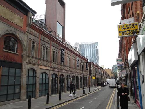 Fashion Street, Off Brick Lane, London
