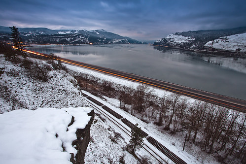 Mosier Winter
