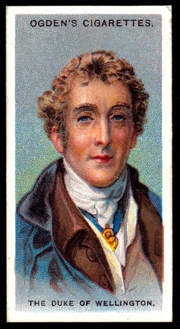 Cigarette Card - The Dukeof Wellington