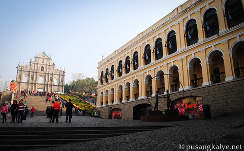 SAINT PAUL RUINS Macau