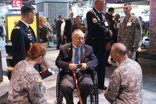 Korean War Medal of Honor Recipient