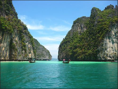 thailand phiphi vacanze ninin