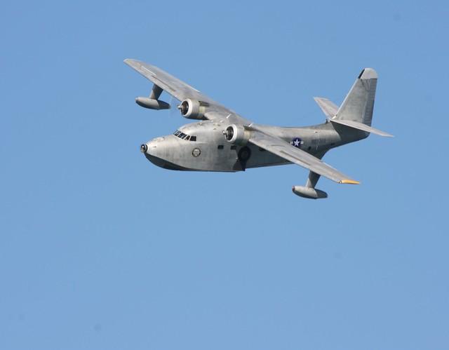 Grumman Albatross G 111 Seaplane – Desenhos Para Colorir