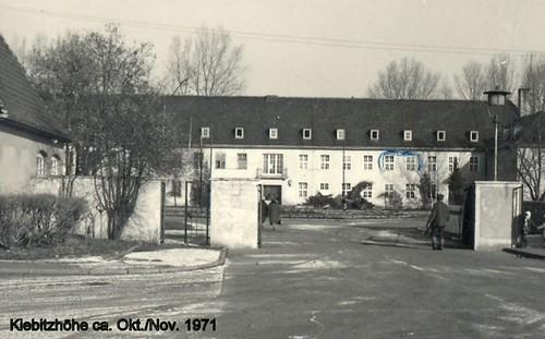 Kiebitzhöhe 1971