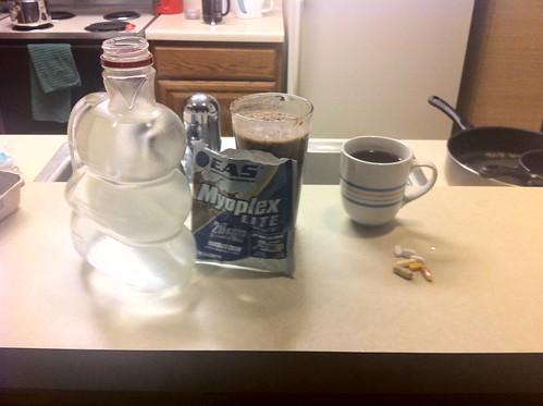 Day 10 - Breakfast