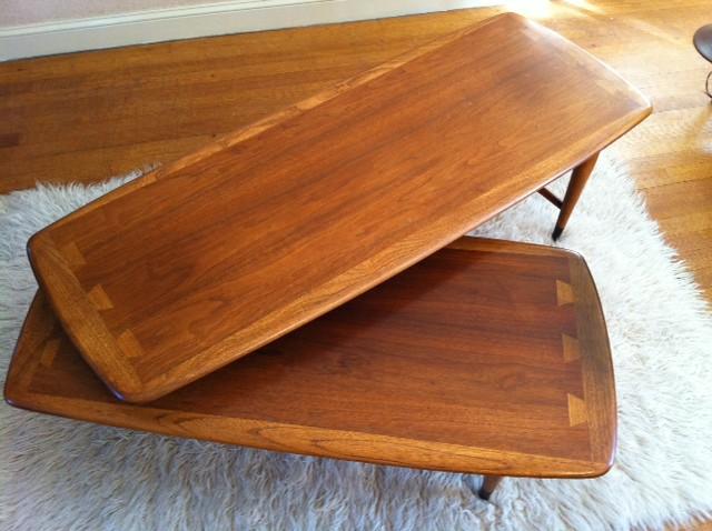 Vintage Lane Furniture Swivel Table - 1960 Furniture - A Gallery On Flickr