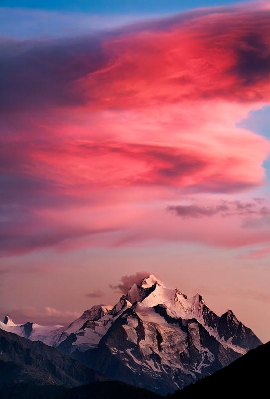 Switzerland - Belalp: Mountain Drama