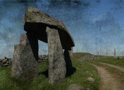 Legananny Dolmen, County Down