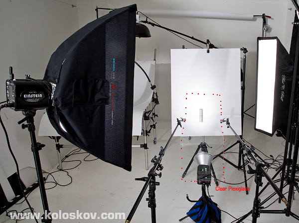 How To Shoot Great Diy Product Photography: Shooting Table On Clear Plexiglass Product Photography