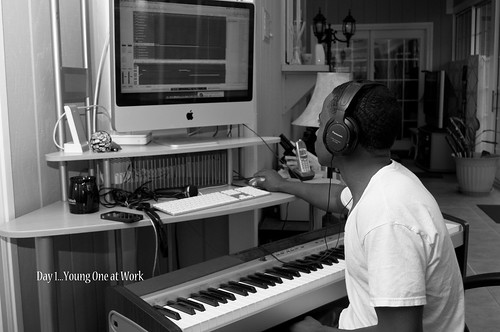 keyboard beat maker
