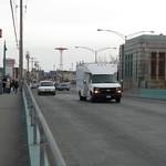Cropsey Avenue Bridges over Coney Island Creek, Brooklyn, New York City