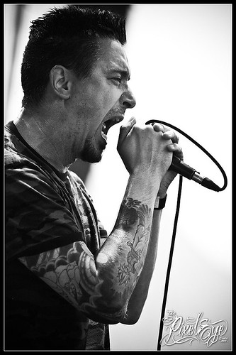 Lou Koller of Sick Of It All - Live (2010)