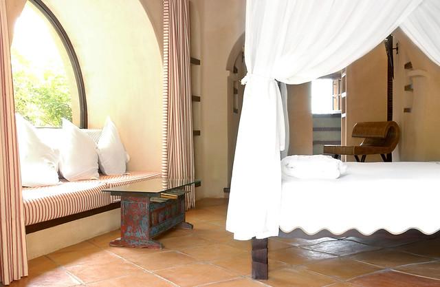 Small Ibiza hotel