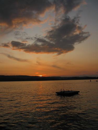 sunset lamokalake