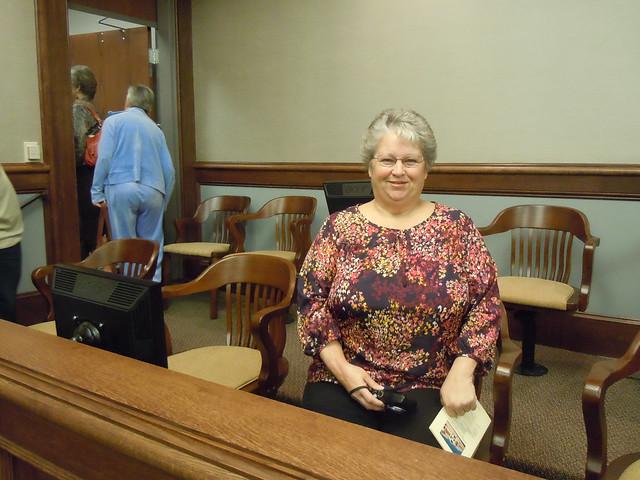 Judge Judy Court Room Tour