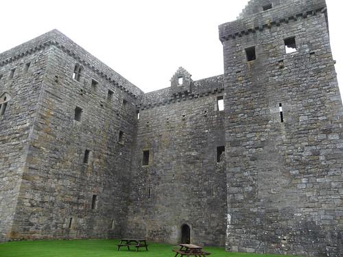 Hermitage Castle, Borders