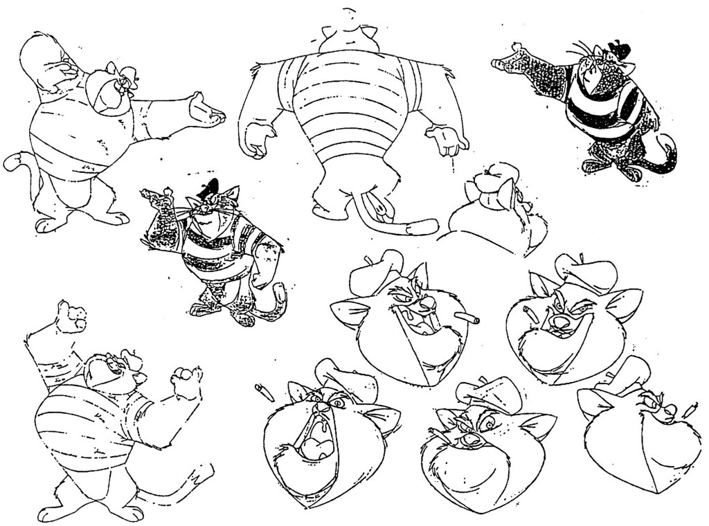 fievel coloring pages - photo#36