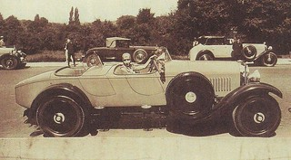 Bentley 4-1/2 Litre