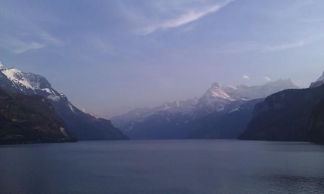 Brunnen Switzerland  city photos gallery : Hiking @ Brunnen, Switzerland