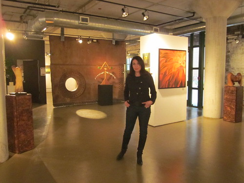 The distillery high end art pioneers torontartsgirl for High end art galleries