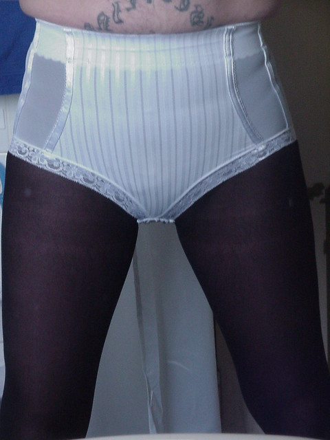 My Girdle http://www.flickr.com/photos/donnyb-uk/5519265113/
