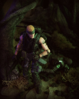 GI Joe Pursuit of Cobra - Duke [Jungle Assault]