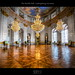 The Marble Hall - Ludwigsburg, Germany (HDR)