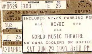 AC/DC 1991