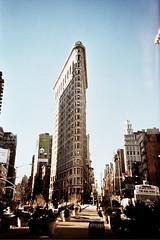 Flatiron Building, NYC, USA...