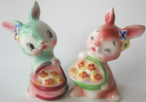 Bunny shakers by pixie♥pie