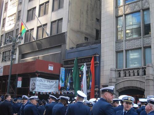 Saint Patrick's Day Parade, NYC. Nueva York