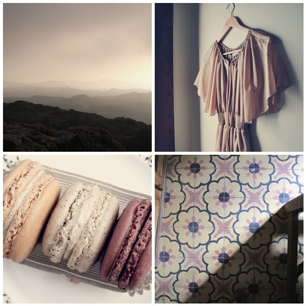 colour palette : sombre reflection - curated by Emma Lamb