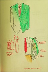 181. Bubba's Masters Green Jacket