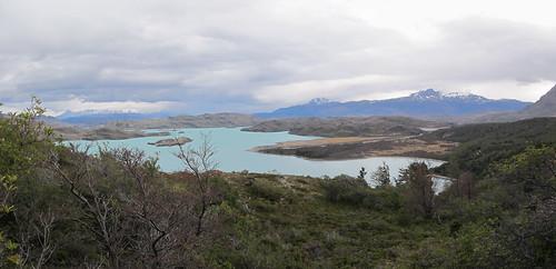 Torres del Paine: le trek du W. Jour 2: el Lago Nordenskjöld