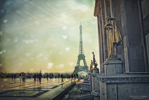Paris, je t'aime ♥♥♥