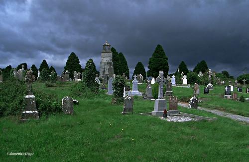 ireland cemetery irlanda domenicotrogu domtheboss roscomoon