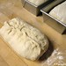 How to shape bread dough into sandwich loaves 3