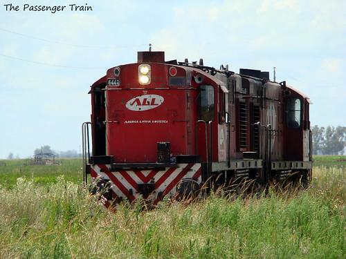 Autor: The Passenger Train