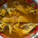 Fish Soup - Koh Samui, Thailand