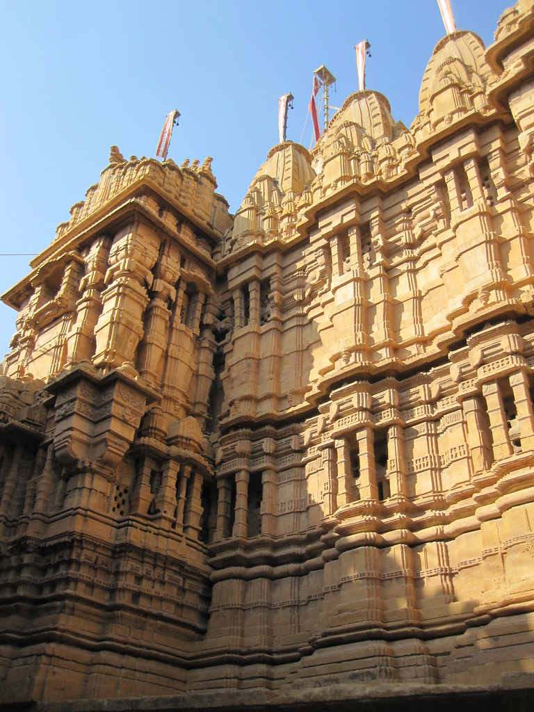 Jain Temple - Jaisalmer