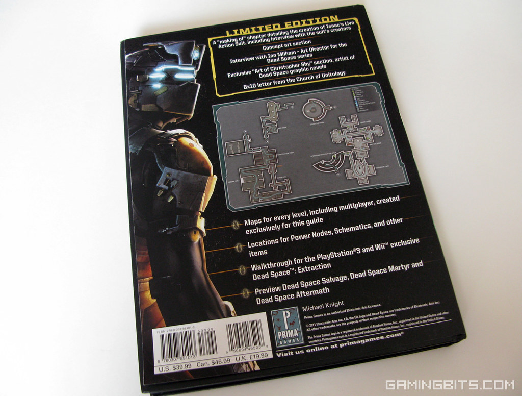 Dead Space 2: Limited Edition Strategy Guide | From Prima Ga ... on