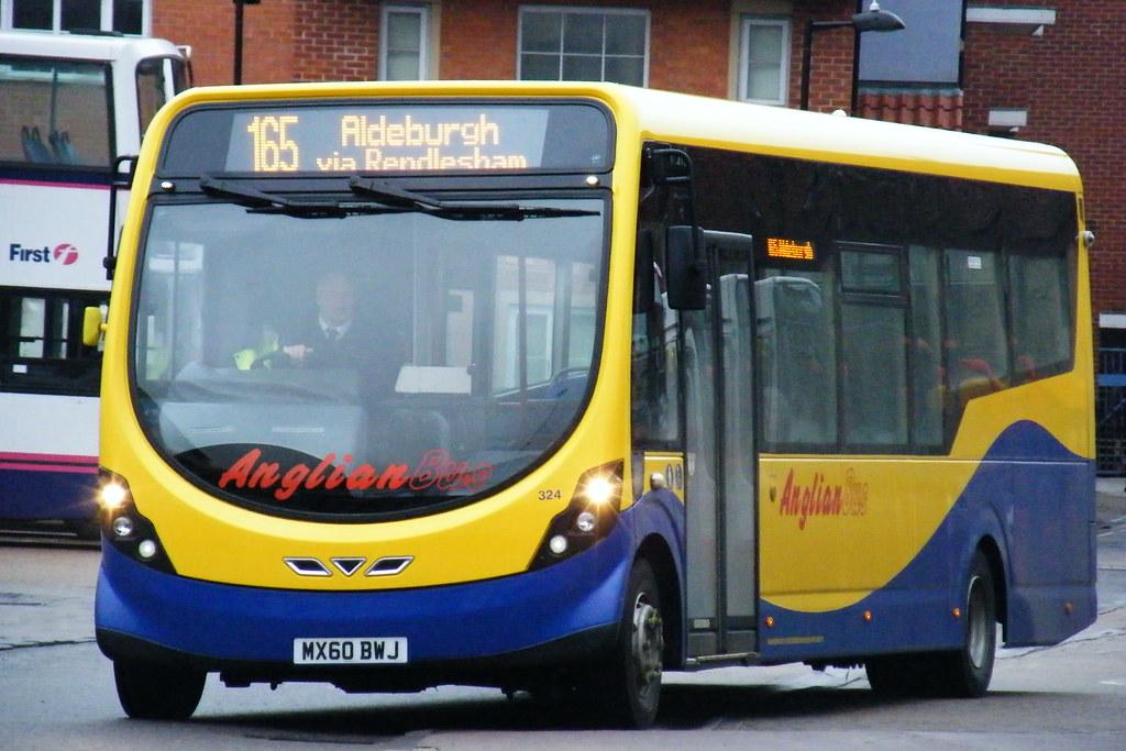 Anglian Bus MX60BWJ