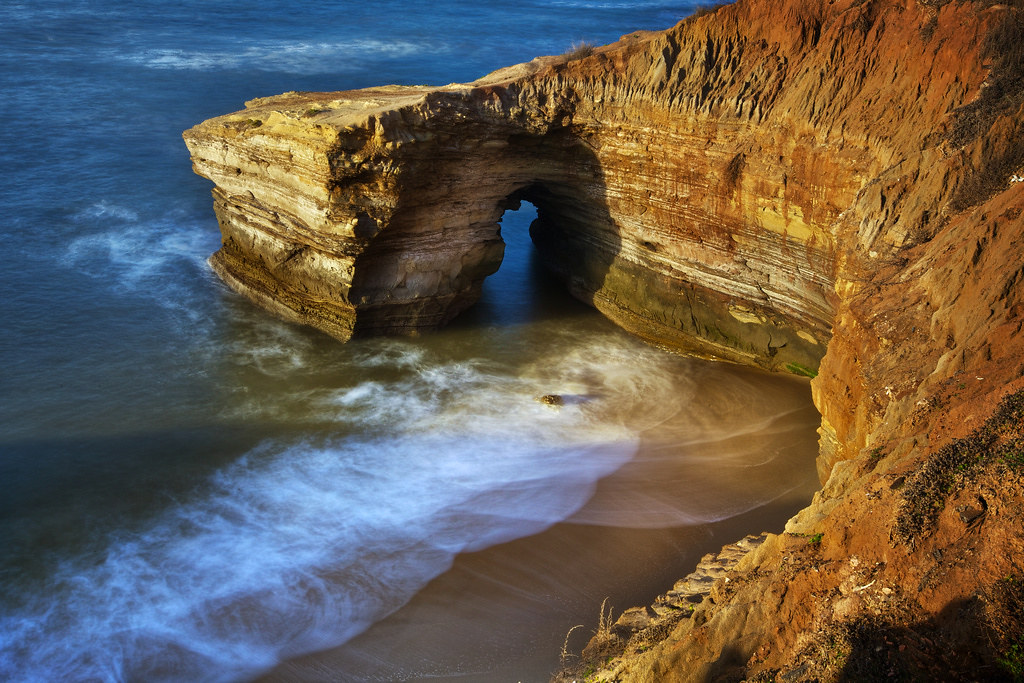 Sunset Cliffs Natural Park La Jolla