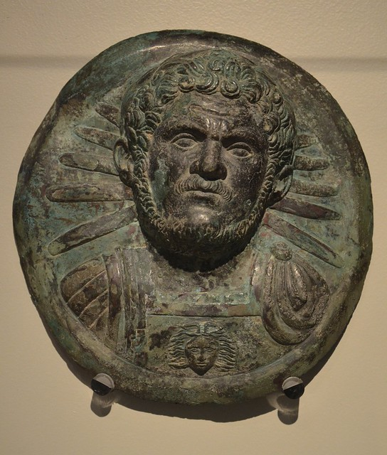 Caracalla on Military Decoration, Altes Museum Berlin